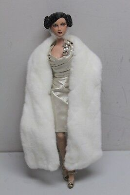 The Ghost of Christmas Future Tonner Doll 500 Made 2007 Pre-Owned With clothes