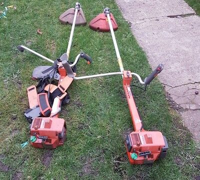 husqvarna strimmer 235r 1x Running Great The Other Spares. 2 X Harness