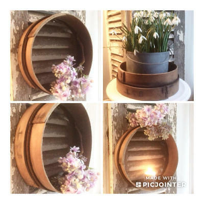 ~*Vintage Wooden Soil Sifter~Perfect Display Piece!*~