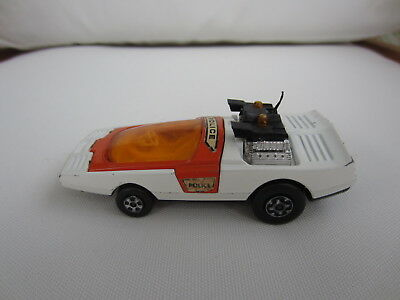 Matchbox Speed Kings Bandolero weiß/ orange K36 / 41von 1972