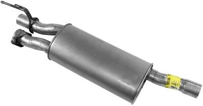 Exhaust Muffler Assembly-Quiet-Flow SS Muffler Assembly Front Walker 54943