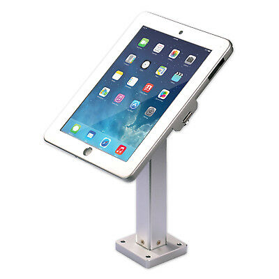 "Anti Theft Display Stand Wall Mount Desk Holder for Apple 9.7"" iPad Air 1 2 2018"