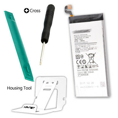 2550mAh Internal Battery Replacement for Samsung Galaxy S6 G920 G920F + Tools
