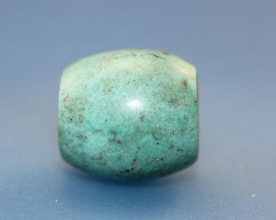 19*18 mm Antique Dzi turquoise old Bead from Tibet **Free shipping**