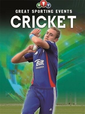Cricket (Great Sporting Events) (Paperback), Gifford, Clive, 9781...