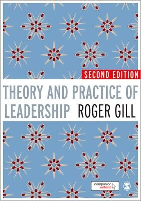 Theory and Practice of Leadership (Paperback), Gill, Roger, 97818...