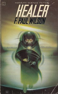 Healer - F Paul Wilson - Littlehampton Book Services - Acceptable - Paperback