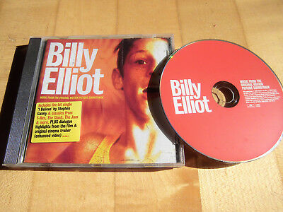 Billy Elliot - Soundtrack CD T-Rex Stephen Gately The Clash The Style Council