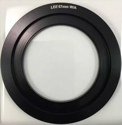 LEE 67mm Wide Angle ring for use with 100mm filter system
