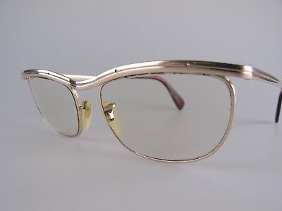Vintage Böhler Gold Filled Eyeglasses Men's Small/Medium Made in Germany