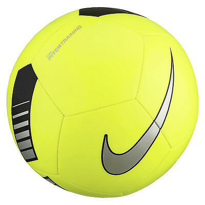 Nike Fussball Ball Trainingsball PITCH TRAINING gelb