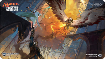 MTG Magic The Gathering Grand Prix Manchester 2016 Avacyn's Judgment Playmat