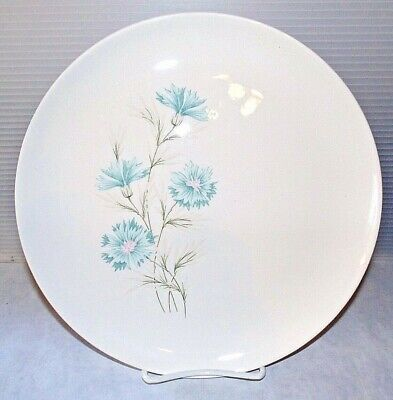 """MCM Vintage Taylor Smith Taylor Ever Yours Boutonniere Replacement Saucer 6.5"""" B"""