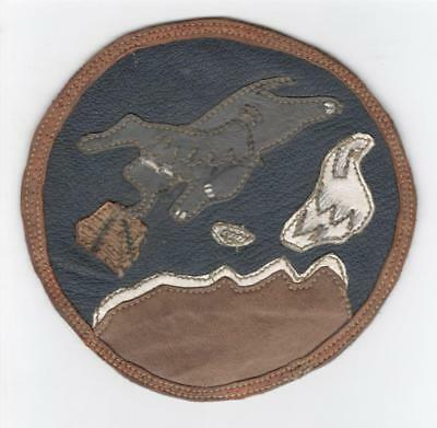 """5-1/2"""" 11th Combat Cargo Squadron 3rd Combat Cargo Group 10th AF Patch Inv# L039"""