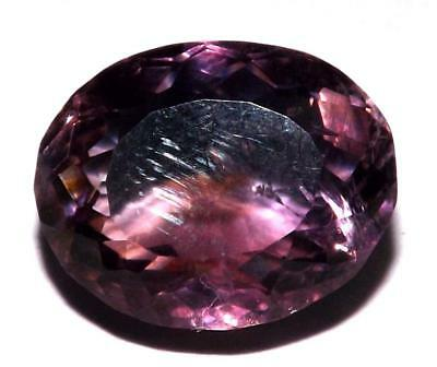 6.60 cts Natural Untreated Earth Mined Ametrine 13 x 10 mm Gemstone #dar160