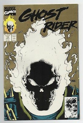 Marvel Comics Ghost Rider #15 Copper Age