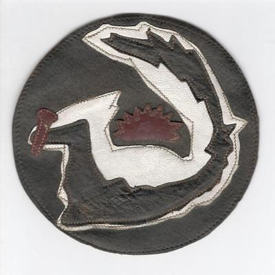"""4-3/4"""" Attributed CBI CACW 3rd Bomb Squadron 1st Bomb Group Patch Inv# L051"""