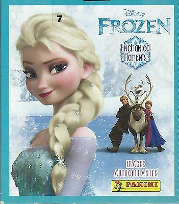 Two Disney Frozen Enchanted Moments Sticker Boxes (50 packs each)