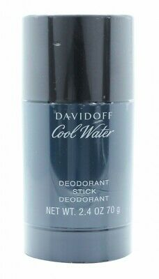 Davidoff Cool Water Deodorant Stick - Men's For Him. New. Free Shipping