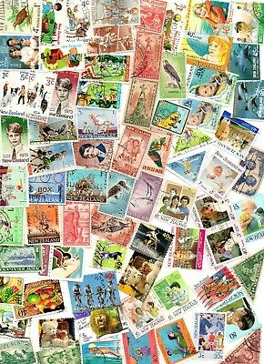 New Zealand - 145 different HEALTH stamps, good collection (22U)