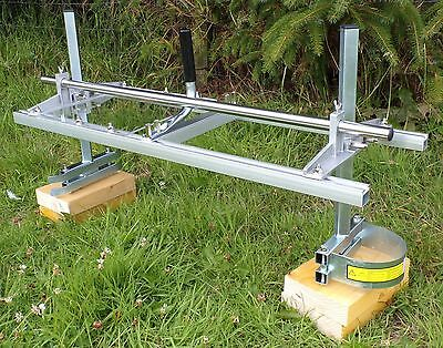 """36"""" Portable Chainsaw Mill - Chainsaw Milling Attachment - Planking, Lumber"""