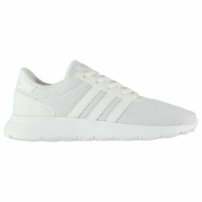 1cab332b1ff adidas Kids Boys Lite Racer Child Trainers Runners Lace Up Breathable Mesh  Upper
