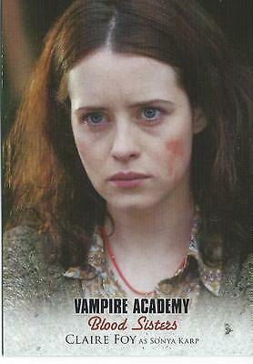 2014 Vampire Academy Blood Sisters Base Card Set -  (100 cards)