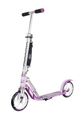 Hudora Big Wheel 205 purple Scooter Roller extra große Räder 14748/01