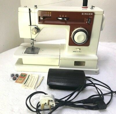 Singer 6104 Electric Sewing Machine with Foot Control
