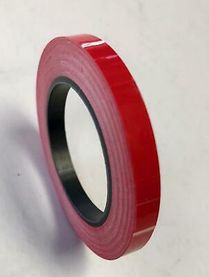 6mm Single Red 10 Metres Coachline Pin Stripe Pinstripes Go Faster Tape