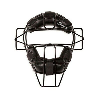 Champion Adult Umpire Mask - Black (NEW) Lists @ $30