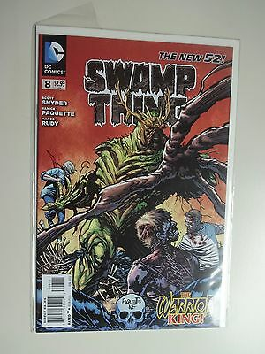 Swamp Thing   Lot of 2   (#8, 13)   High Grade VF/NM to NM