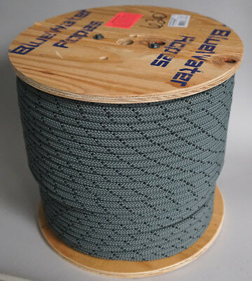 "BlueWater Ropes NFPA Technical Use 11mm (7/16"") x 600' Berry AssaultLine - FG/BK"