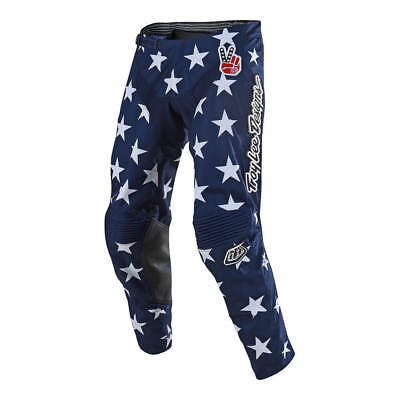 Troy Lee Designs 2018 GP Limited Edition Pant Star Navy Mens Size 28