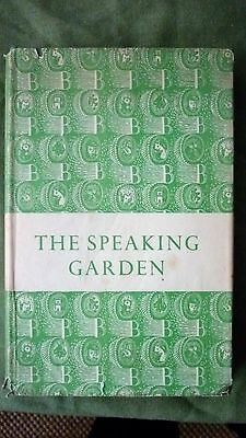 "Vintage 50s ""The Speaking Garden"" by Edward Hyams with Woodcuts by Pamela Hughes"