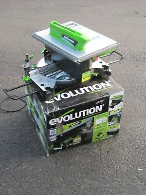 FURY 6 Evolution flip over saw Table / Mitre Saw boxed
