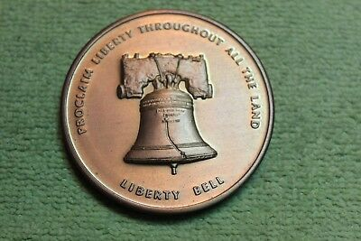 Token-Coin-Medal-Independence National Historical Park-Liberty Bell-Large Token