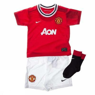 Nike Manchester United   ERL 62 68 74 80 84 90  MINI KIT SET Jersey 27a1d83bee6b