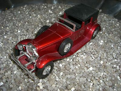LAGONDA 1938    MATCHBOX  Made in England by Lesney  nr 19 Blechspielzeug