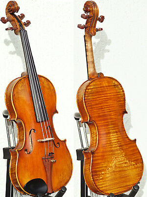 FINE VINTAGE VIOLIN labelled Gand & Bernardel, Paris. GREAT BUILD, NICE TONE!