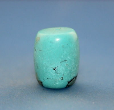 16*13 mm Antique Dzi turquoise old Bead from Tibet **Free shipping**