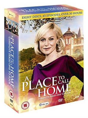 A Place to Call Home - Series 1-4  DVD NEW