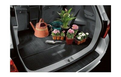 NEW Rear Black All Weather Rubber Mat Genuine For Toyota Highlander 2008-2013