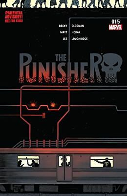 PUNISHER #15, New, First print, Marvel Comics (2017)