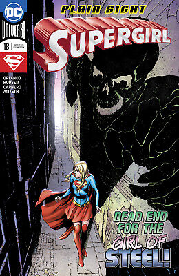 SUPERGIRL #18, New, First print, DC UNIVERSE (2018)