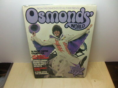 Osmonds Word – The Official Year Book of The Osmonds 1977