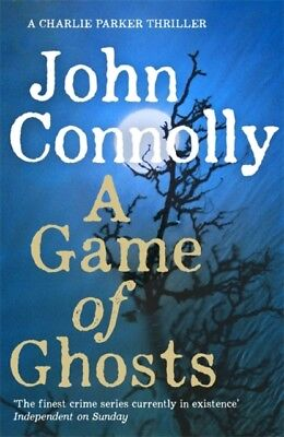 GAME OF GHOSTS, Connolly, John, 9781473641877