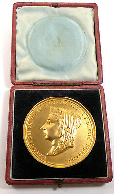 Great Exhibition York 1889 Award Medal King & Smith For Wine Bins