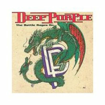 Deep Purple - The Battle Rages On NEW CD