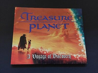 Disney Editions Treasure Planet A Voyage Of Discovery Art Book